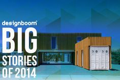 TOP 10 shipping container structures of 2014 - designboom | architecture