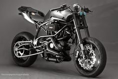 Bucati Custom Bike - Grease n Gasoline Bucati, Custom Bike, Streetfighter, Ducati, Buell, www.way2speed.com