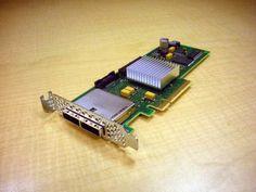 IBM 5278-8231 SAS Controller 3GB Dual x4 PCI Express PCIe x8 Tape/Disk