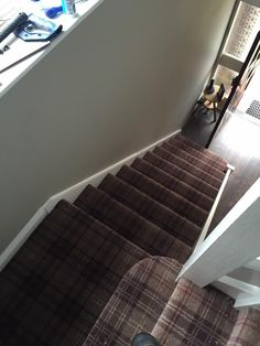Choose A Carpet - Ulster Carpets Residential Stairway Carpet, Carpet Stairs, Flooring Shops, Cheap Carpet Runners, Stairways, Contemporary, Modern, House Design, Canadian Tire