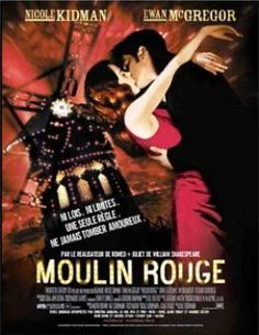 Musicals ~ Moulin Rouge
