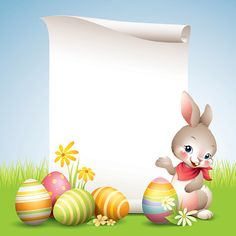 Cute Easter Bunny, Happy Easter, Easter Quiz, Free Powerpoint Presentations, School Frame, Easter Wishes, Easter Pictures, Tumblr Wallpaper, Writing Paper