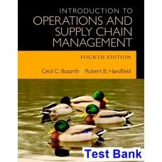 Download solution manual for introduction to management science 11th introduction to operations and supply chain management 4th edition bozarth test bank fandeluxe Choice Image