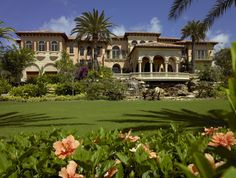 Oceanfront, Ranch, Golf, and Intracoastal Estate Homes