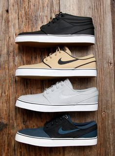 the ultimate collection / janoski's