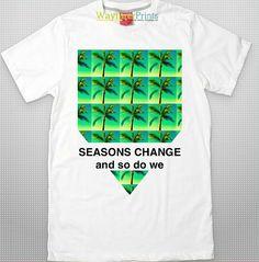 Palm Tree Shirt by WayfarerPrints, $36.00