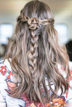 #Rodarte braids# Hair style
