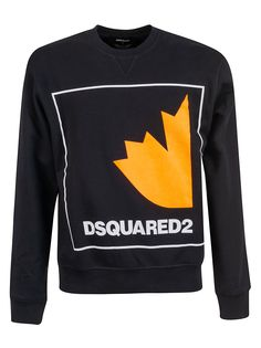 Shop Printed Sweatshirt and save up to EXPRESS international shipping! Printed Sweatshirts, Hoodies, Sweater Weather, Dsquared2, Mens Fashion, Tees, Clothing, Sweaters, Prints