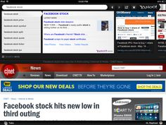 Here comes Yahoo's own Web browser -- Axis | Internet & Media - CNET News