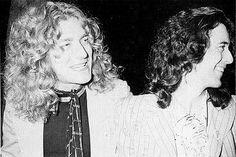Robert Plant & Jimmy Page Great Bands, Cool Bands, Page And Plant, Robert Plant Led Zeppelin, Houses Of The Holy, John Bonham, John Paul Jones, Greatest Rock Bands, Smiling Man