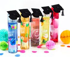 A kiss of mist completes your Graduation Day look!