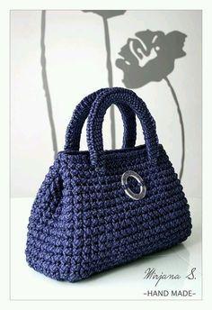 BOLSAS DE CROCHÊ  Meu Mundo Craft: Bolsas de crochê