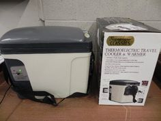 Thermoelectric Travel Cooler  Warmer >>> Continue to the product at the image link.