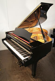 A brand new, Besbrode Model 166 Professional grand piano with a black case and polyester finish. Piano features a PianoDisc iQ player piano systemat Besbrode Pianos £11,250 What if you only had to press a button on your iPad to give your piano a life of its own. That's just what PianoDisc gives you with the iQ player system. iQ not only plays music on your piano from mp3 players but can also play music from CD's, DVDs from libraries and playlists on iTunes and you can even use it ...