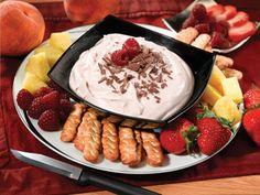 White Chocolate Raspberry Sweet Dip - Quick Mix from Rada Cutlery $4.60