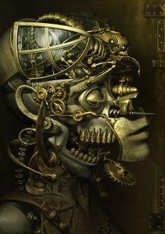 ☆ Automaton .:Detail I:. Artist Kazuhiko Nakamura ☆