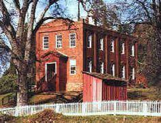 Old School House Columbia Ca