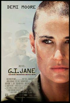1997 - La teniente O'Neil (G.I. Jane) - Ridley Scott LOVEEEE THIS MOVIE