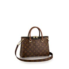Discover Louis Vuitton Pallas BB:  With its touch of color and contemporary cross-body carry perfectly designed for women on the go, the Pallas BB bag offers flawless functionality and modern panache. Elevate your style status.