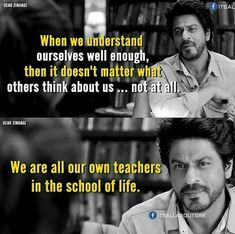 Story Quotes, Movie Quotes, Motivational Quotes Wallpaper, Inspirational Quotes, Hurt Quotes, Life Quotes, Shah Rukh Khan Quotes, Bollywood Love Quotes, Dear Zindagi Quotes