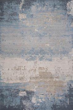 Tapis grunge by Thibault Van Renne. Wall Carpet, Diy Carpet, Modern Carpet, Carpet Flooring, Rugs On Carpet, Cheap Carpet, Textured Carpet, Patterned Carpet, Blue Carpet