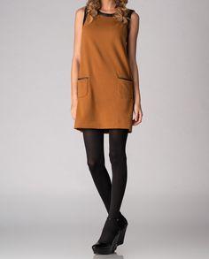Dámské velbloudí šaty Soap Art s černým lemem   Slevomat Móda   Slevomat.cz Design, Style, Fashion, Minimalism, Luxury, Swag, Moda, Fashion Styles