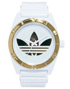Image 1 of Adidas Santiago White Dial Watch
