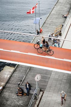 Cykelslangen | Urban Public Cycle Space Architecture | Spatial & Experiential Design | D&AD