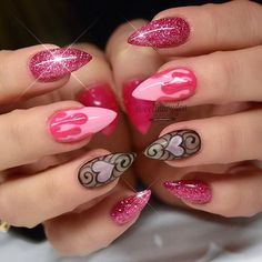 🌸💗💗 Are you ready for Valentine's? ☺️😍💗💗🌸 Light Elegance hard gels used: ✨ Besties, Pinky Swear, Skip To My Lulu, Black Gel Paint ✨Light Elegance Ambassador and International Educator ✨@lightelegancehq✨ www.lightelegance.com for more information about the products and where to buy them ✨  FACEBOOK: fb.com/celinarydenofficial. MY YOUTUBE CHANNEL: youtube.com/celinaryden. SNAPCHAT: celinaryden. BLOG: celinaryden.com PINTEREST: celinaryden. WEBSITE: www.celinasnaglar.se‼️ Rude comments…