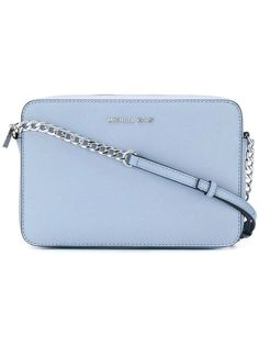 95fb549da7bb Keep your look classic and sophisticated with this Jet Set crossbody bag  from Michael Michael Kors