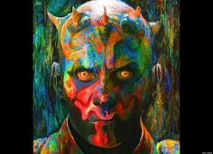"""""""Darth Maul""""