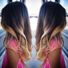 Ombre Hair Color for Black Women (85)