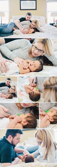 family / newborn lifestyle session | k.holly