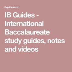 11 best top selling ib business and management resources images on ib guides international baccalaureate study guides notes and videos fandeluxe Gallery