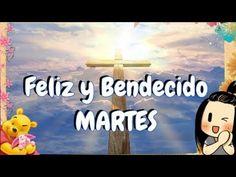 BUENOS DIAS FELIZ Y BENDECIDO MARTES, #buenosdias #felizmartes ¡BUENOS DÍAS! Que HOY abunden las BENDICIONES de DIOS. GRACIAS le damos por todas sus BONDADES.
