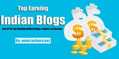 top and 50 best indian blogs that make money blogging in india