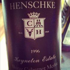 A fabulous Australian wine #barossa #wine