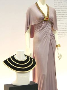 "Dorothy Kirsten ""Louise Heggar"" Egyptian dress from The ..."