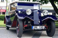 Tatra 30 Kabriolet 1931