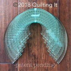 Introducing my longarm circle ruler set! Quilting Classes, Quilting Rulers, Longarm Quilting, Free Motion Quilting, Quilting Tips, Modern Quilting, Quilting Tutorials, Hand Quilting, Long Arm Quilting Machine