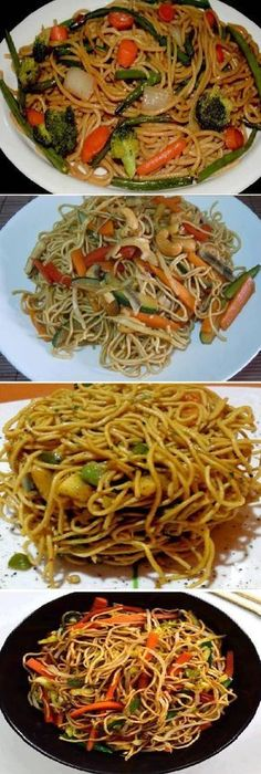 Healthful eating means consuming nutrient-dense foods in the right quantities from all the food groups. Veggie Recipes, Asian Recipes, Vegetarian Recipes, Cooking Recipes, Healthy Recipes, Ethnic Recipes, China Food, Salty Foods, International Recipes