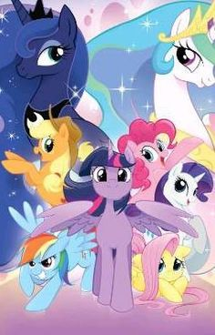 My Little Pony: The Manga - A Day in the Life of Equestria Vol. 1 is out! My Little Pony Fotos, Dessin My Little Pony, My Little Pony Drawing, Imagenes My Little Pony, My Little Pony Pictures, My Little Pony Princess, My Little Pony Twilight, My Little Pony Comic, My Little Pony Characters