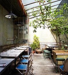 vintage cafe interior design ideas - Поиск в Google
