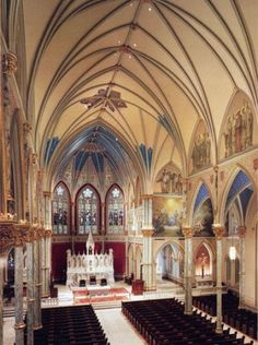 St. John the Baptist Cathedral Savannah GA