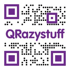 Extreme QR Code Artwork by our friends QRazystuff.  Love it