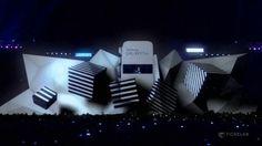DJ Set Visuals - Samsung Galaxy S4 Turkey Launch