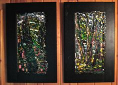 "PHILIP LAWRENCE SHERROD NA/- (STREET*PAINTER)-*PAINTING*-..(*PA.*/-..*PLEIN*AIR*!)?(*FOUNDER*/-..-*STREET*PAINTERS)!?  TITLE:-""DIP*TYCH/-..(2*DARK*PANELS/-..-OF*BIRCH*TREES!)/-..(-MORNING*&*EVENING)""? MED:OIL/ACRYLIC/-ON*WOOD! SIZE:23 3/4"" X 15"" DATE:2013 artist's(C)copyright"