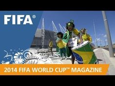 Episode 19 - Brazil 2014 Magazine takes us to the pitch for Brazil 2013 and 2014 preliminary action as well as inside a famous Brazilian stadium and a pair of impressive tourist attractions.