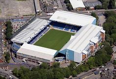 Hillsborough - Sheffield Wednesday FC's Stadium