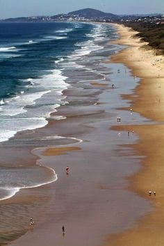 I have seen this same beautiful design of nature on the shores of Lake MI. This is the Sunshine Coast, Queensland Australia Sunshine Coast Australia, Australia Beach, Queensland Australia, Australia Travel, Sidney Australia, Western Australia, Brisbane, Oh The Places You'll Go, Places To Travel